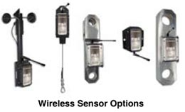 Hirschmann wirelss sensor options