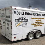 Mobile hydraulic repair